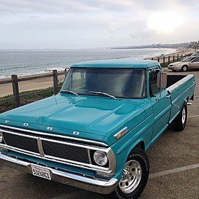 1971 Ford F100 for sale 100883482