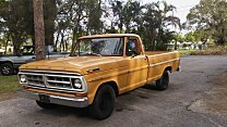 1971 Ford F100 2WD Regular Cab for sale 100913073