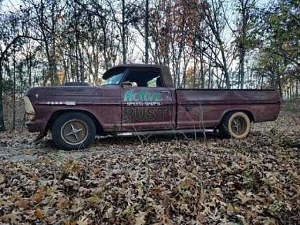 1971 Ford F100 for sale 100989956