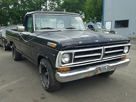 1971 Ford F100 for sale 101011367