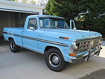 1971 Ford F100 2WD Regular Cab for sale 101021842
