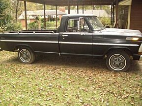 1971 Ford F100 for sale 101039763