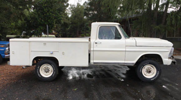 1971 Ford F250 for sale 100868544