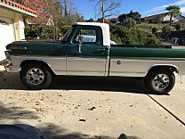 1971 Ford F250 2WD Regular Cab Super Duty for sale 100959330