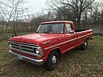 1971 Ford F250 2WD Regular Cab for sale 100962564