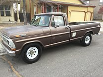 1971 Ford F250 2WD Regular Cab for sale 100962667