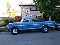 1971 Ford F250 for sale 100990501