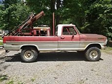 1971 Ford F250 for sale 100999483