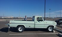 1971 Ford F250 2WD Regular Cab for sale 101002261