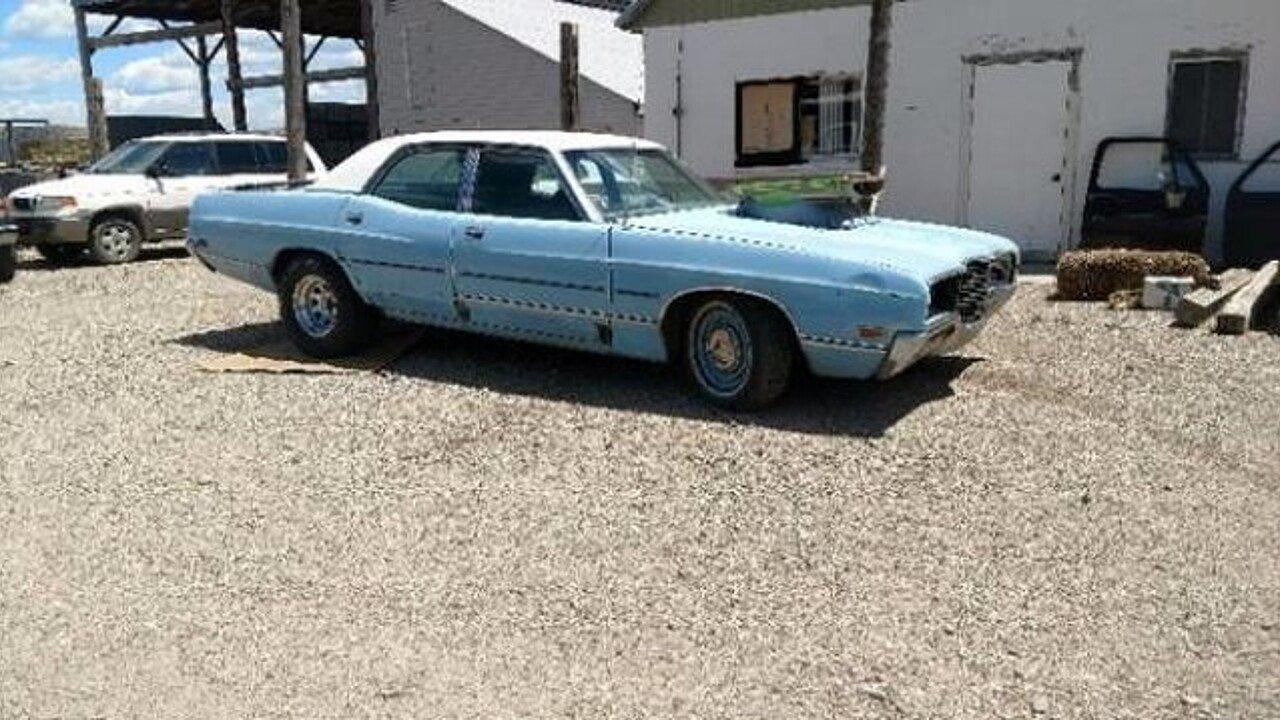 1971 Ford Galaxie for sale near Cadillac, Michigan 49601 ...