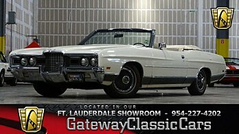 1971 Ford LTD for sale 101052429