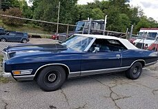 1971 Ford LTD for sale 100951710