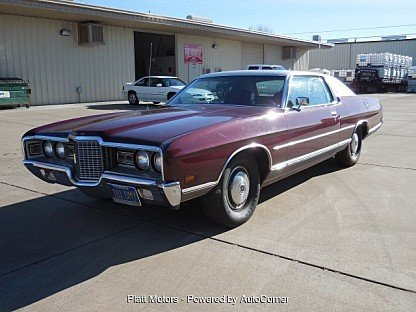 1971 Ford LTD for sale 100962712