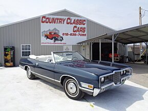 1971 Ford LTD for sale 101001716