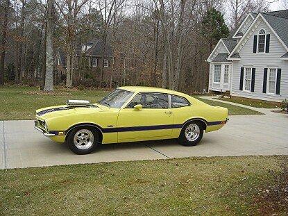 1971 Ford Maverick for sale 100757360