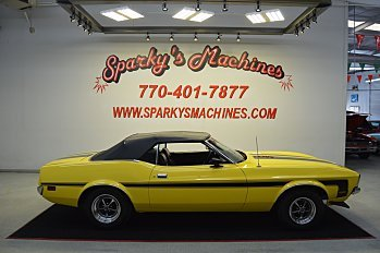 1971 Ford Mustang for sale 100814954