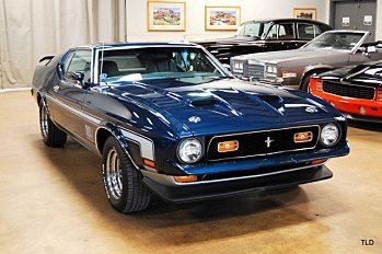 1971 Ford Mustang for sale 100842576