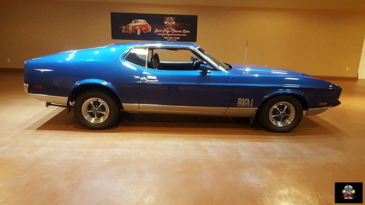 1971 Ford Mustang for sale 100890645