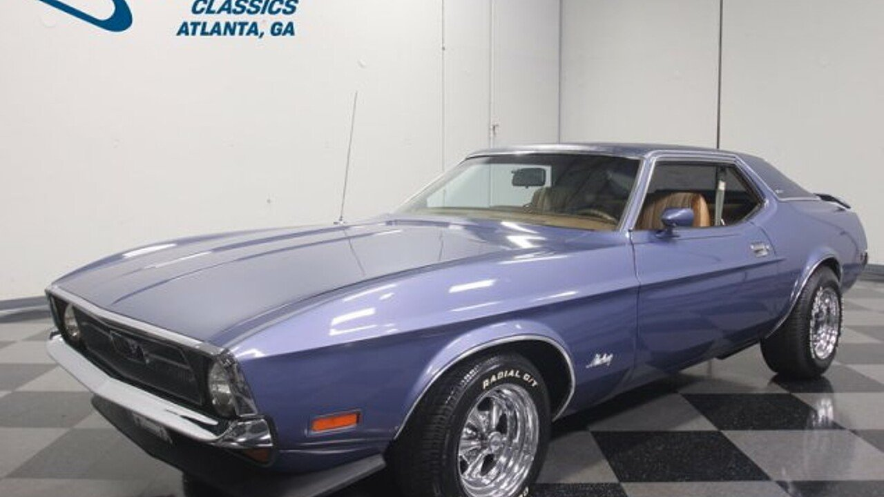 1971 Ford Mustang for sale near Lithia Springs, Georgia 30122 ...