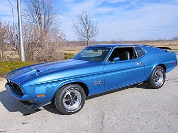 1971 Ford Mustang Fastback for sale 100977384