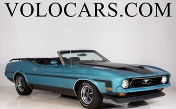 1971 Ford Mustang for sale 100866847