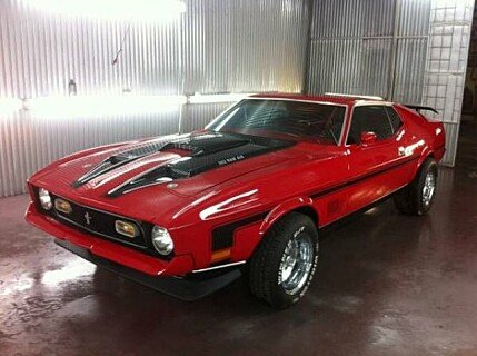 1971 Ford Mustang for sale 100880157