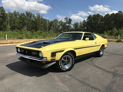 1971 Ford Mustang for sale 100923448