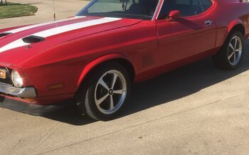 1971 Ford Mustang Mach 1 Coupe for sale 100984816