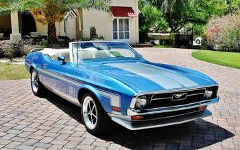 1971 Ford Mustang for sale 100986761