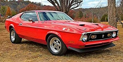1971 Ford Mustang for sale 101001443