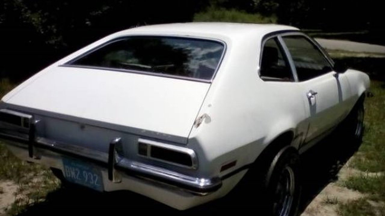 1971 Ford Pinto For Sale Near Cadillac Michigan 49601