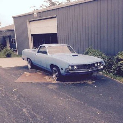 1971 Ford Ranchero for sale 100853468
