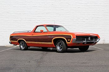 1971 Ford Ranchero for sale 100896423
