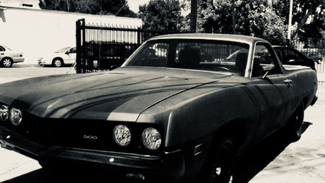 1971 Ford Ranchero for sale 100974861