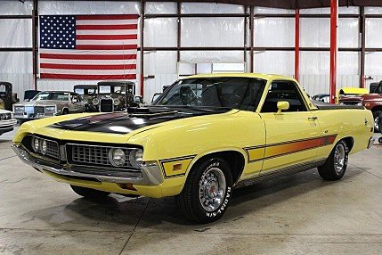 1971 ford ranchero for sale 100895711