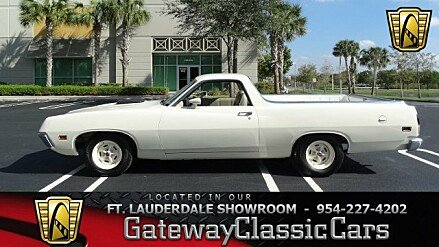 1971 Ford Ranchero for sale 100965009
