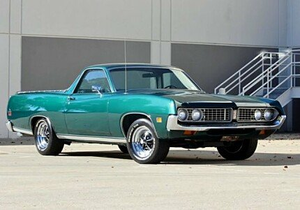 1971 Ford Ranchero for sale 101000207