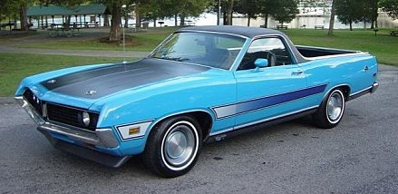 1971 Ford Ranchero for sale 101048043