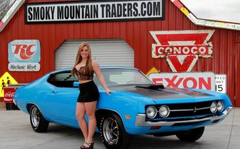 1971 Ford Torino for sale 100727778