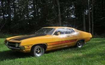 1971 Ford Torino for sale 100816171