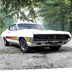 1971 Ford Torino for sale 100867811
