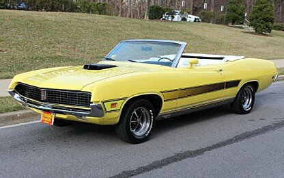 1971 Ford Torino for sale 100854675