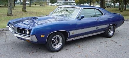 1971 Ford Torino for sale 100923713
