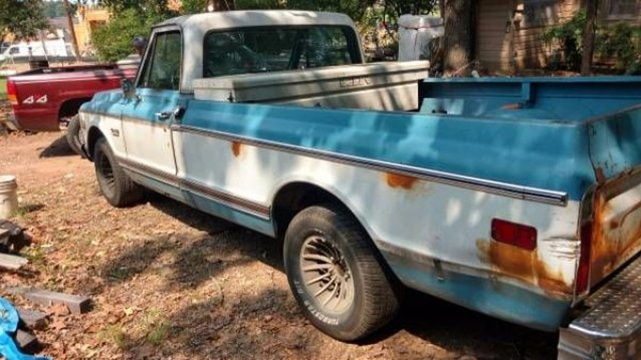 1971 GMC C/K 1500 for sale 100913482