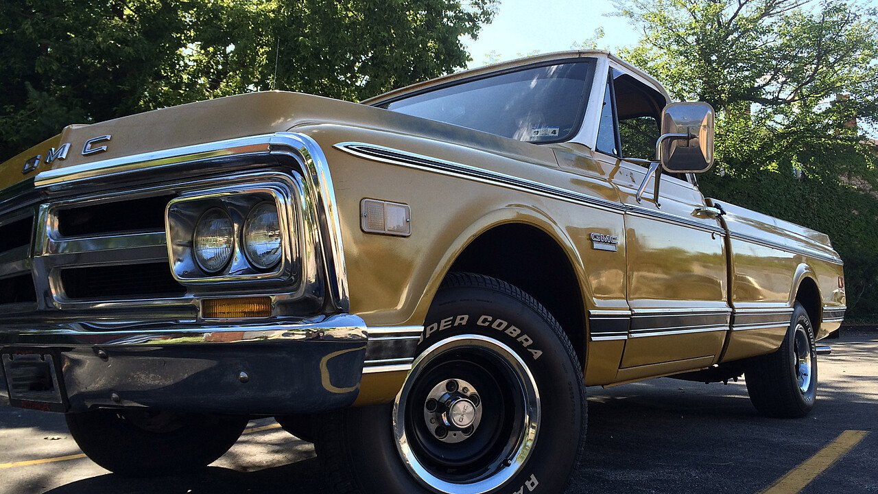 1971 GMC C/K 1500 for sale 100997733