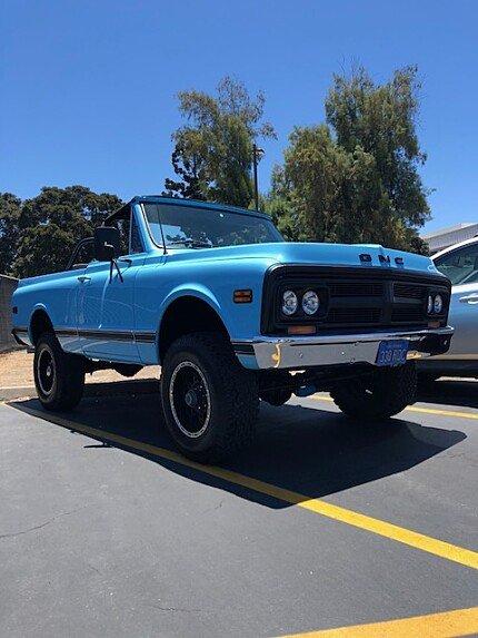 1971 GMC Jimmy 4WD 2-Door for sale 101001692