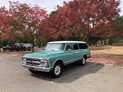 1971 GMC Suburban 2WD for sale 101037355