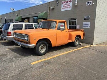 1971 International Harvester Pickup for sale 100825289