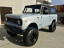1971 International Harvester Scout for sale 100880401