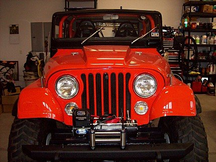 1971 Jeep CJ-5 for sale 100833226